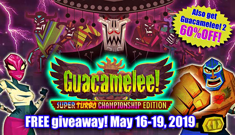 Guacamelee - Get This Action Platform Game For FREE!