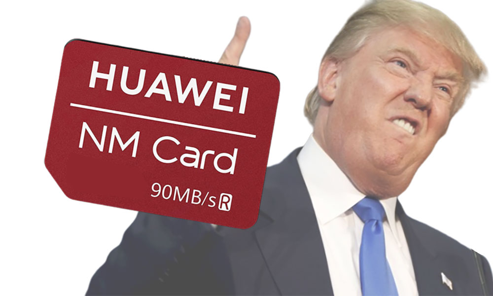 HUAWEI Outsmarts SD + microSD Ban With NM Card! 2 0 | Tech ARP