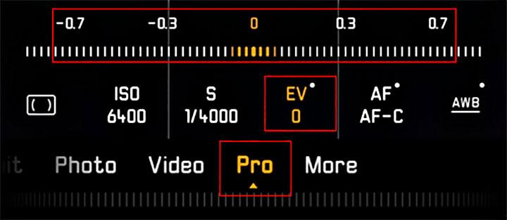 HUAWEI P30 Pro Mode exposure