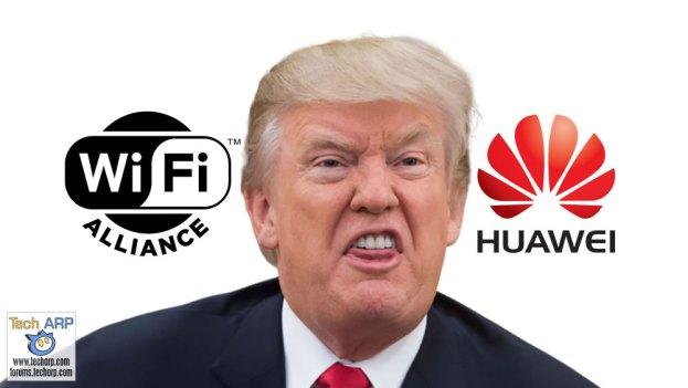 The HUAWEI Wi-Fi Alliance Suspension Clarified!