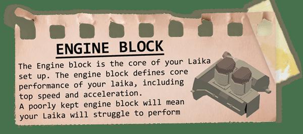 Jalopy Engine Block