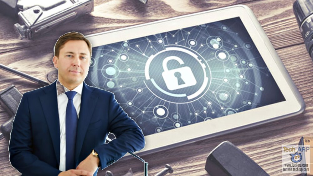 Maxim Frolov, Vice President, Global Sales, Kaspersky Lab