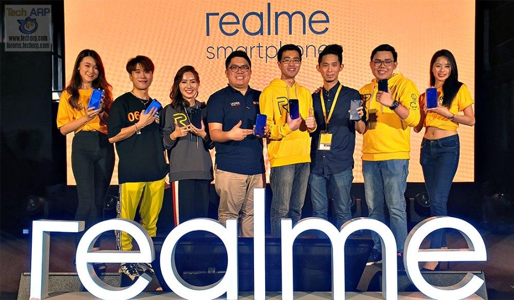 Realme 3 Pro launch