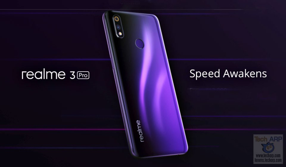 The Realme 3 Pro - Everything You Need To Know!