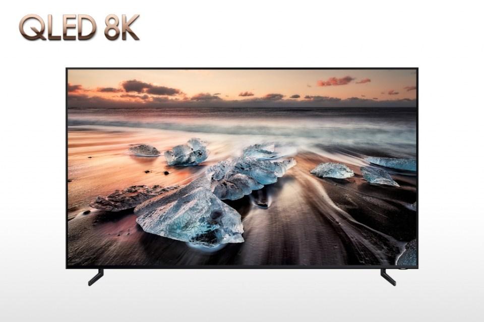 amsung QLED 8K TV 2019