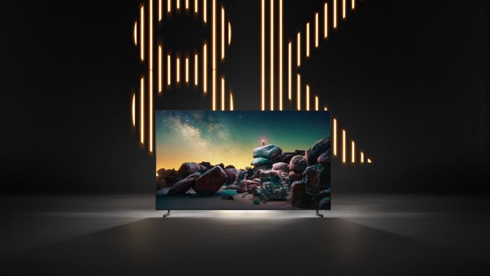 Samsung QLED 8K TV 2019