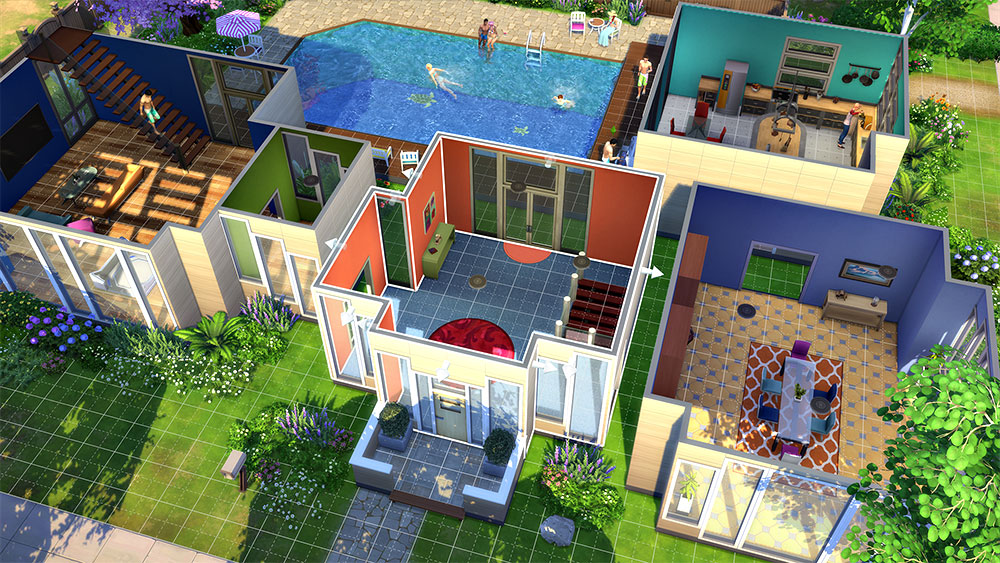Sims 4 screenshot