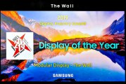 The Wall From Samsung Is 2019 Display Of The Year!