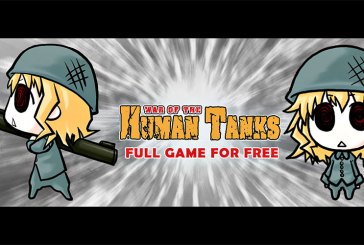 War of the Human Tanks - How To Get It FREE!