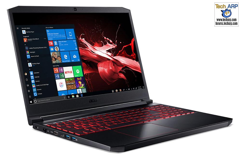 2019 Acer Nitro 7-AN715-51