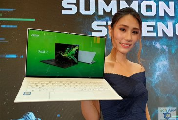 The 2019 Acer Swift 7 Ultra-Light Laptop Preview!