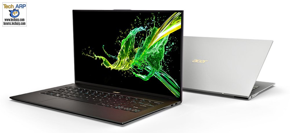 2019 Acer Swift 7 laptop