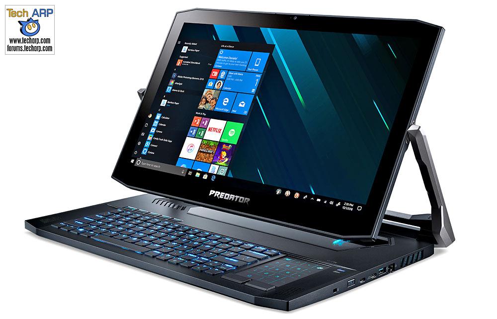 Acer Predator Triton 900 laptop
