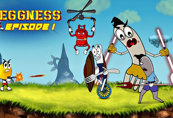 Eggness Episode 1 - Get This New Game For FREE!