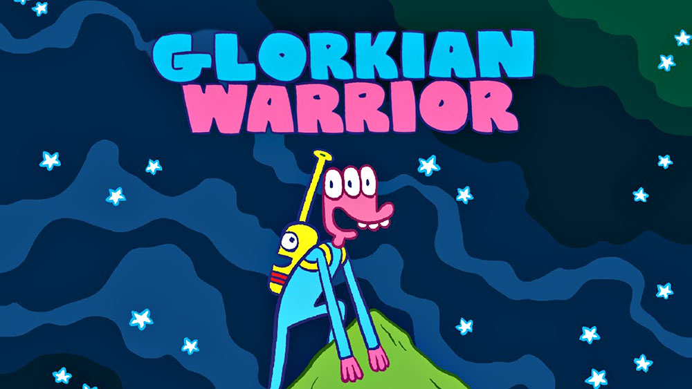 Glorkian Warrior - How To Get This Comic Game For FREE!