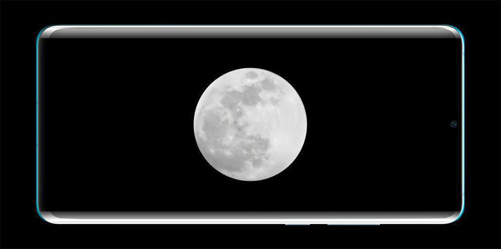 HUAWEI Moon Mode