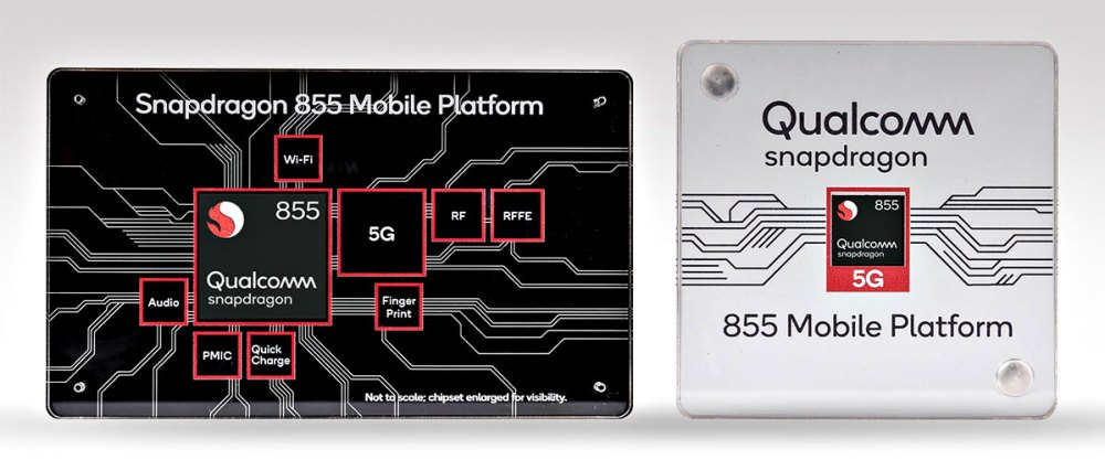 Qualcomm Snapdragon 855 mobile SoC