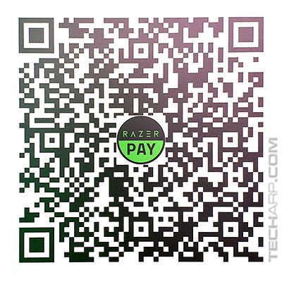 Razer Pay QR Code Promo