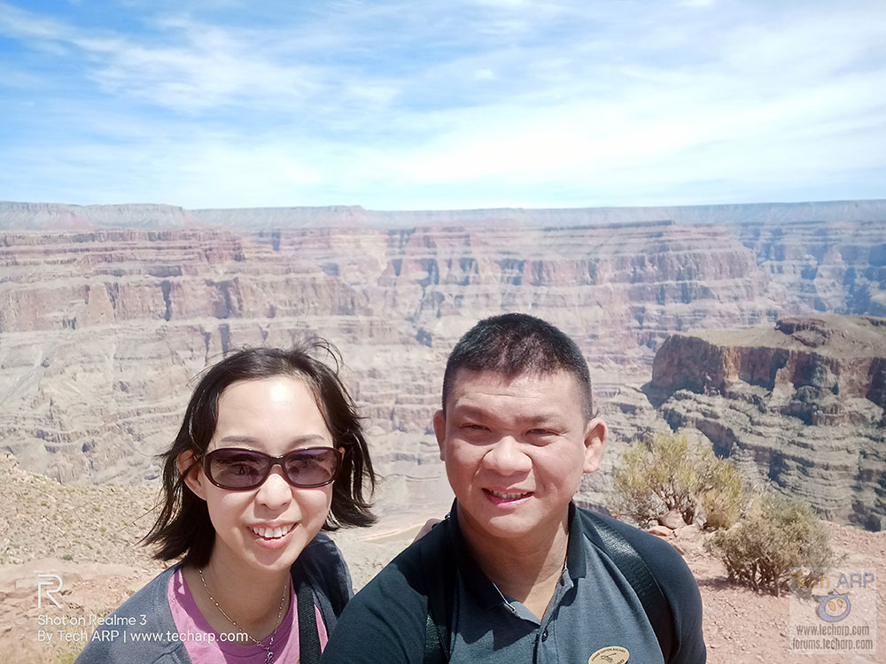 Realme 3 Grand Canyon selfies 03