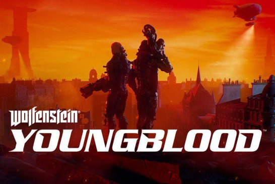 Wolfenstein Youngblood game