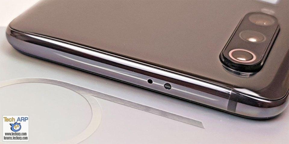 Xiaomi Mi 9 top