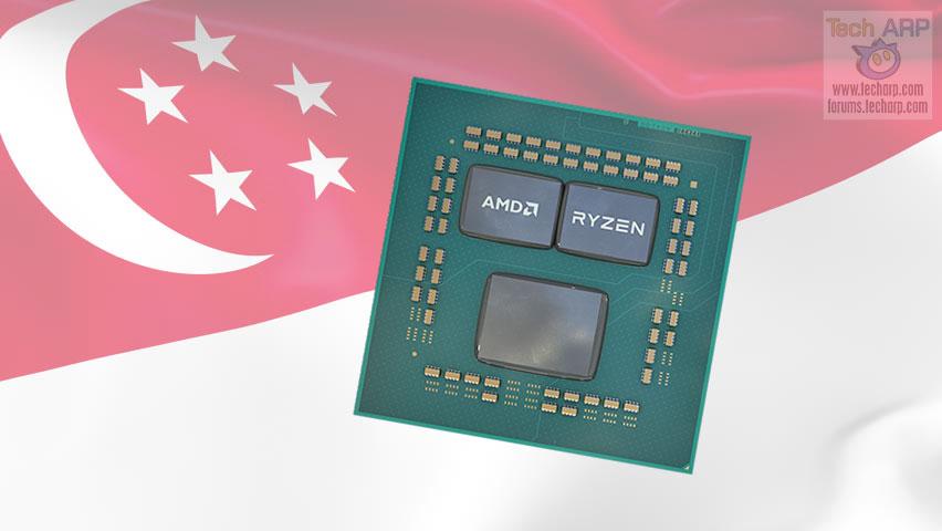 3rd Gen Ryzen 3000 Singapore Price List + Analysis!
