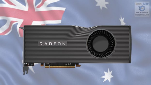 AMD Radeon RX 5700 Australia Price + Bundle Confirmed!