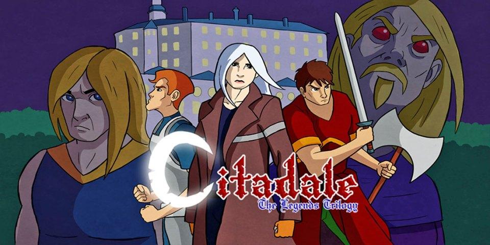 Citadale : The Legends Trilogy - Get It Free Now!