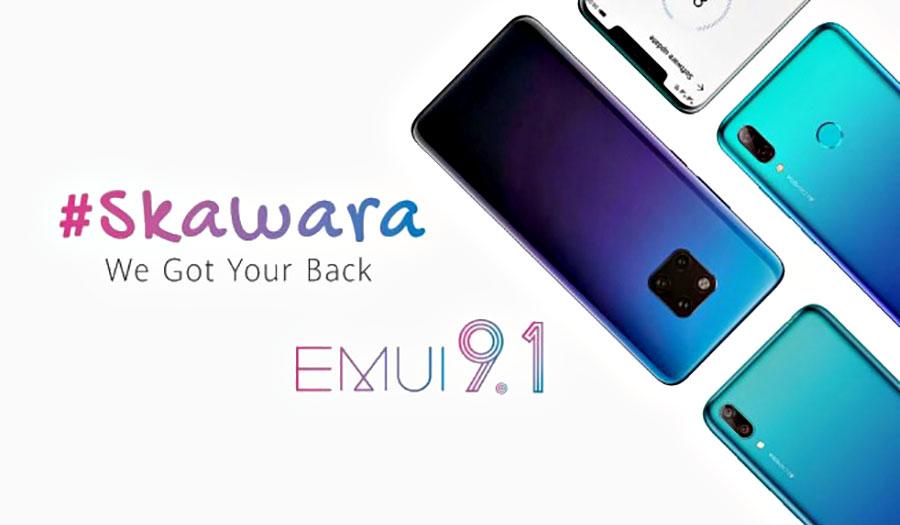 Four More HUAWEI Smartphones To Get EMUI 9 1 Upgrade! | Tech ARP