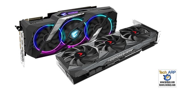 Here Are The First GeForce RTX 2080 SUPER Custom Cards!