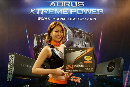 GIGABYTE X570 AORUS Xtreme Motherboard Preview