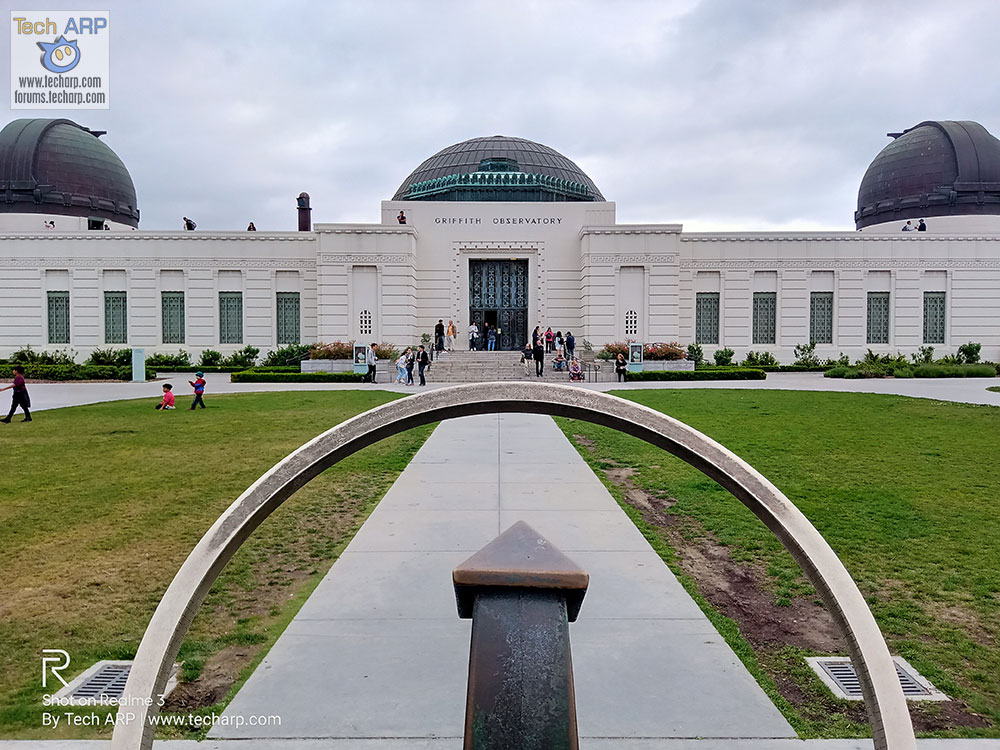 Griffith Observatory sample