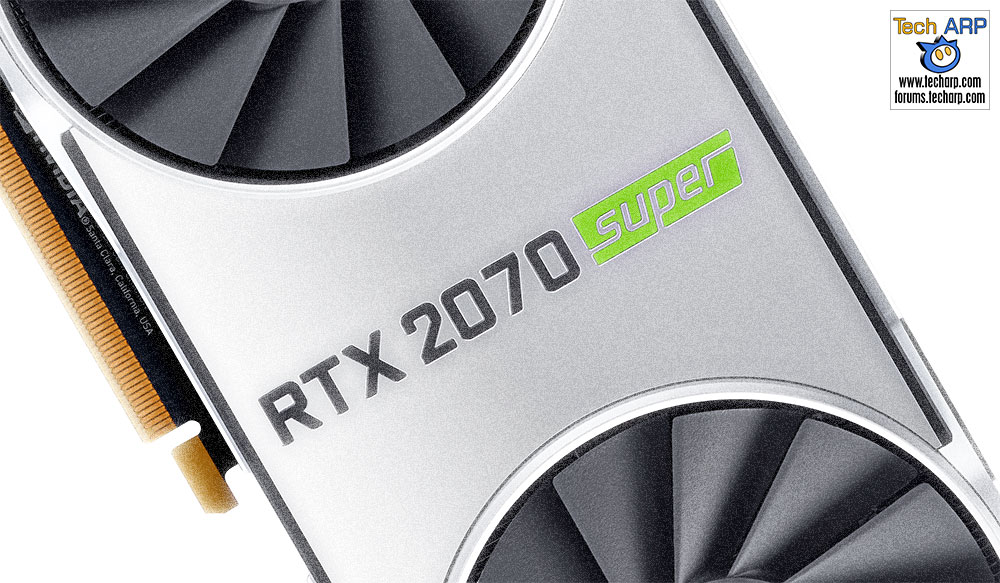 The NVIDIA RTX 2070 SUPER Has 160 TMUs, Not 184!