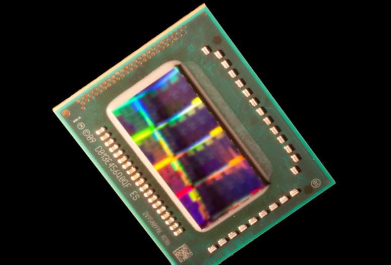 2nd Gen Intel Core CPU