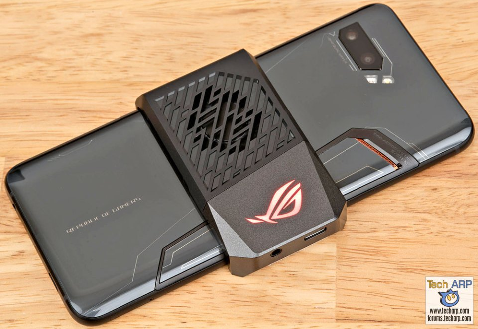 ASUS ROG Phone 2 Malaysia Specifications Revealed!