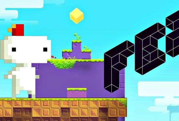 FEZ - Get This Fun Platform Game For FREE!