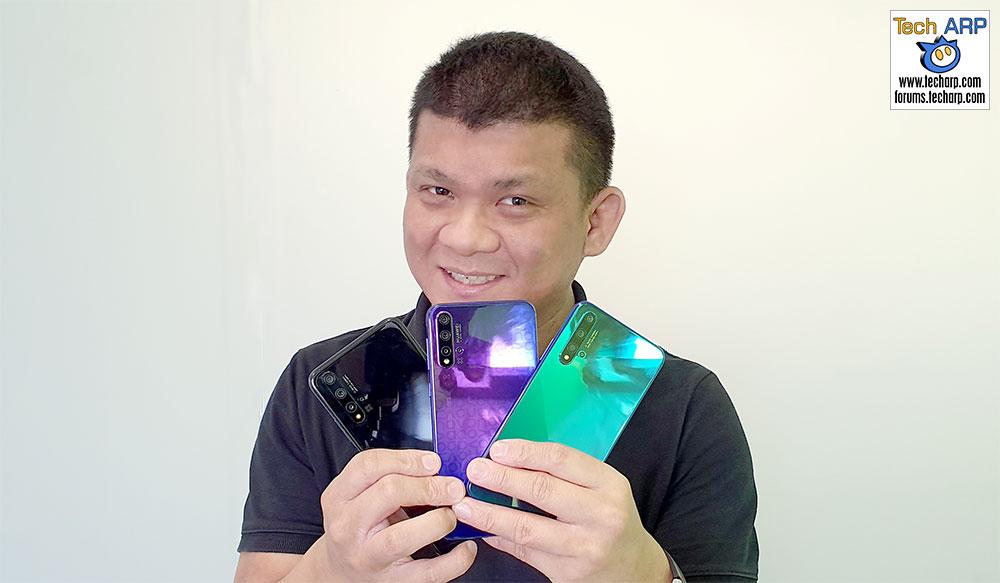 HUAWEI nova 5T Malaysia Price + Pre-Order Confirmed!