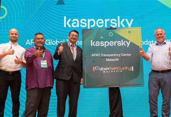 Kaspersky Selects Malaysia For APAC Transparency Center!