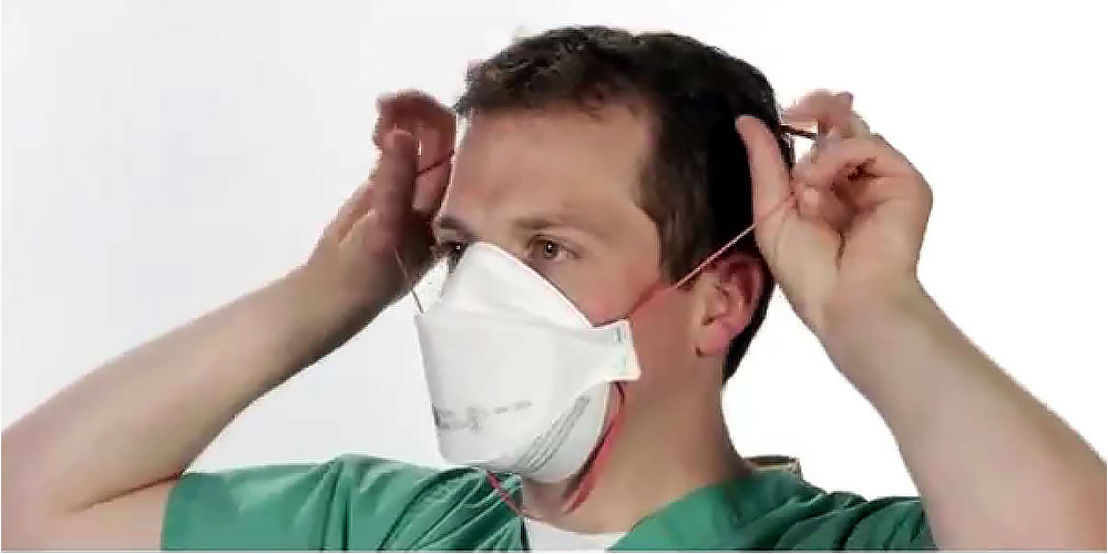 amd disposable face mask