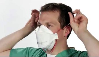Remove Arp Wear Surgical Tech Mask Correctly How To