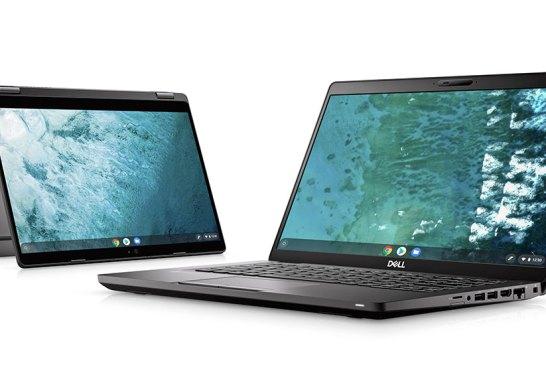 Dell Introduces Two Latitude Chromebook Enterprise Laptops!