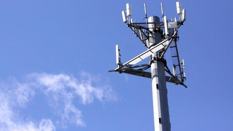 4G Cell Tower