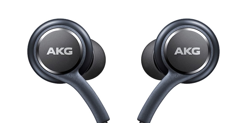 AKG USB Type C earphones
