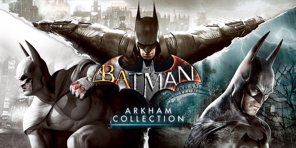 Batman Arkham Collection – Find Out How To Get It FREE!
