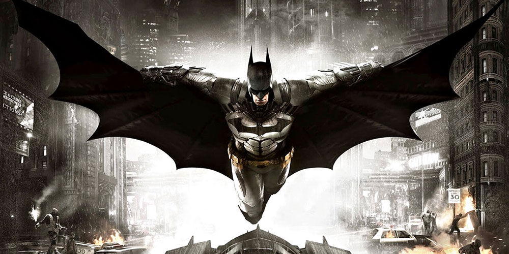 Batman Arkham Knight free game