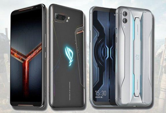 The Black Shark 2 PRO vs ASUS ROG Phone 2 Comparison!