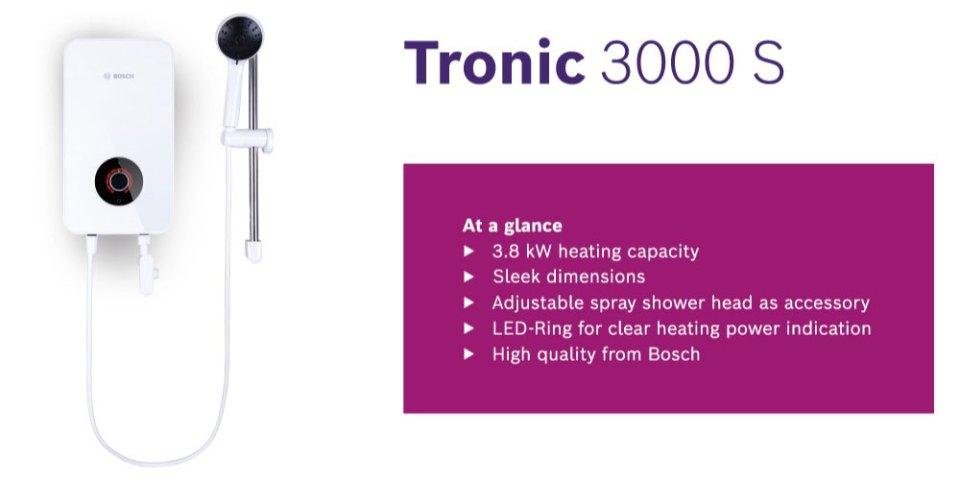Bosch Tronic 3000 S
