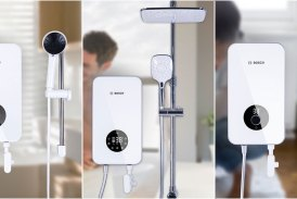 The New Bosch Tronic Instant Water Heaters Revealed!