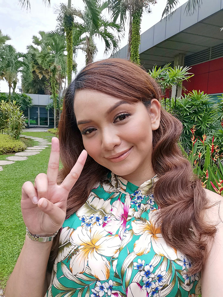 HUAWEI nova 5T selfie camera sample 01