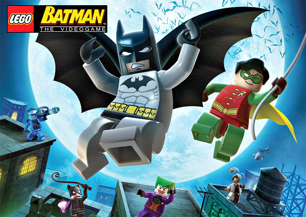 LEGO Batman free game